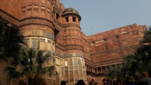 Agra Fort – A flying visit to Agra