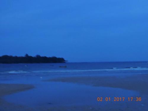 Local beach, Port Blair
