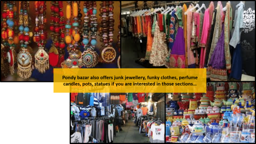 What to shop in Pondi?