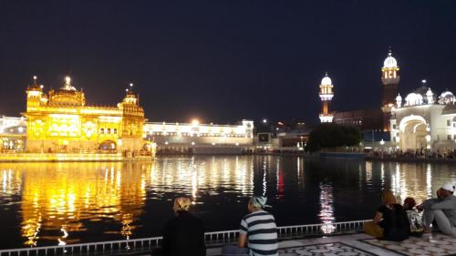 Golden Temple in all its glory